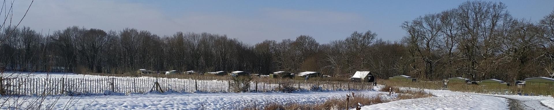 Le Patis-Tatelin sous la neige