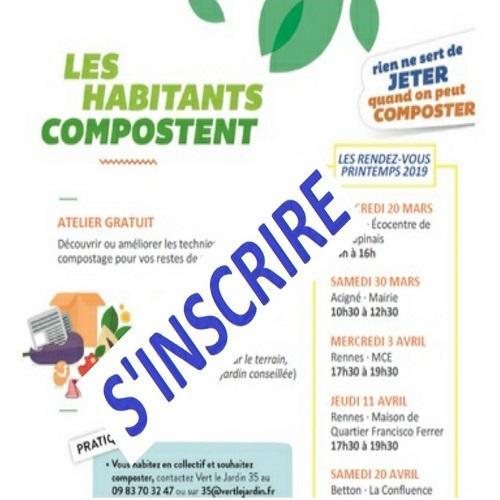 Form compost carre