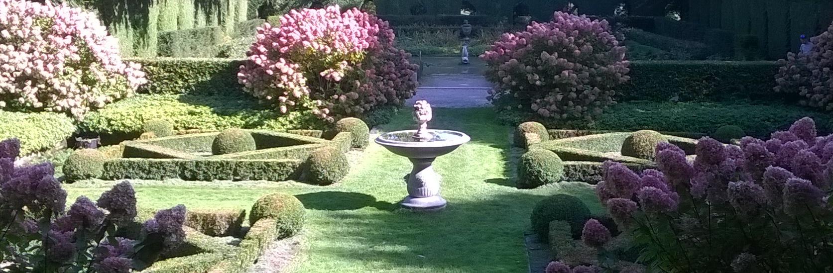 Visite du parc botanique de Haute-bretagne à Fougères