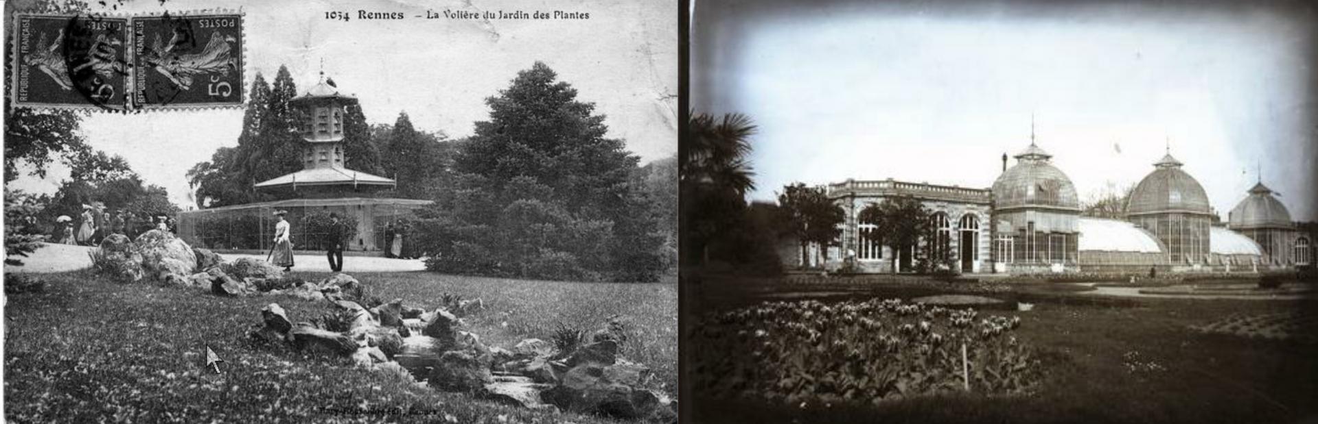 Le Parc du THABOR fête ses 150 ans d'histoire