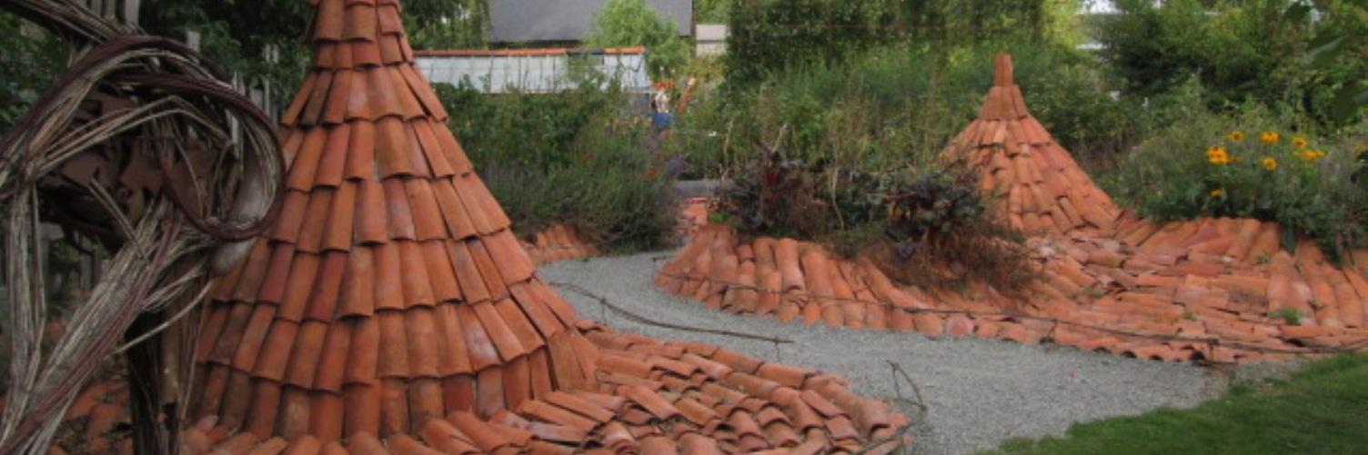 Visite des jardins ROCAMBOLE