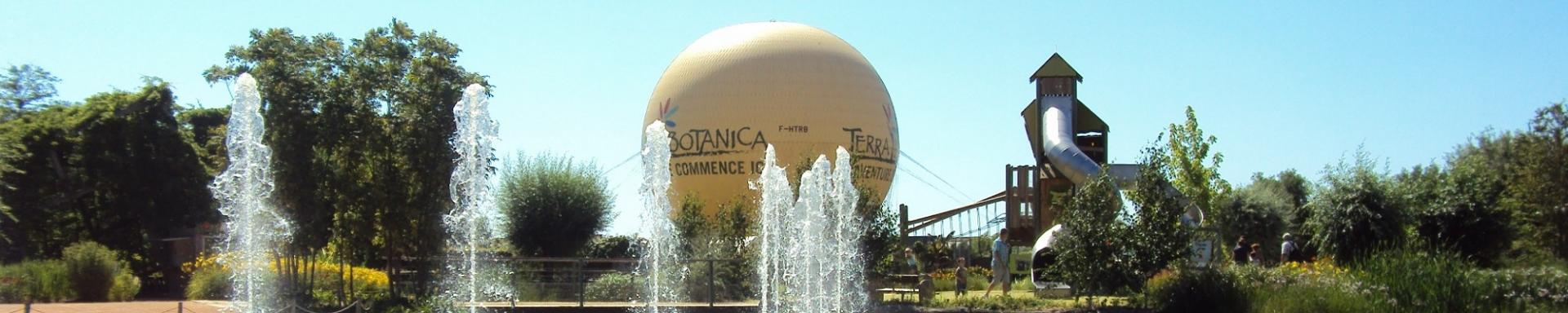 Photos de la visite de TERRA-BOTANICA